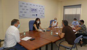 CEOE-Cepyme Cuenca y la Junta trabajan para que las ayudas de prevención lleguen a todas las empresas