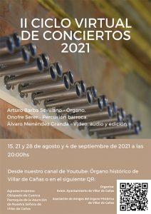 Ciclo virtual de conciertos 2020