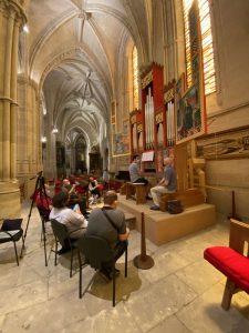 Dos nuevos conciertos de 'Música en la Catedral' para los próximos viernes 13 y sábado 14 de agosto