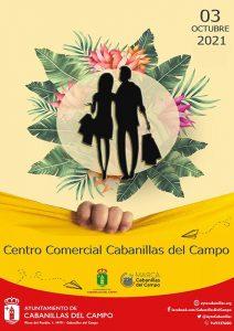 El Ayuntamiento de Cabanillas organiza una feria de comercio local al aire libre para el domingo 3 de octubre