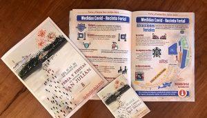 El Ayuntamiento de Cuenca edita la revista oficial de San Julián y el programa de mano