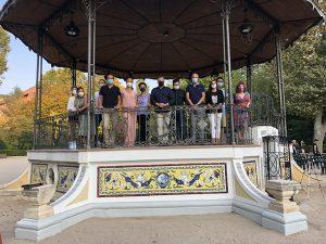 El Ayuntamiento de Cuenca eleva al Consorcio una propuesta para remodelar el Parque de San Julián