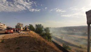 El Ayuntamiento de Cuenca insta a ADIF a hacer una limpieza en profundidad de los terrenos anexos a la estación y las vías del tren