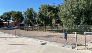 El Ayuntamiento de Guadalajara invertirá 447.700 euros en la construcción de una zona de vestuarios y en techar las gradas del campo de fútbol 11 de 'Fuente de la Niña'