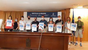 El balonmano Ciudad Encantada y el Balonmano Guadalajara participan en el Trofeo de la Junta de Comunidades