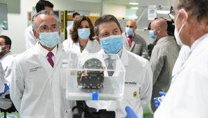 El Gobierno de Castilla-La Mancha amplía en un millón de euros el crédito para las ayudas a empresas del Programa Innova Adelante
