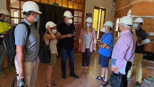 El Gobierno regional acomete obras de adecuación de aseos en el colegio público ´El Carmen´ en la ciudad de Cuenca