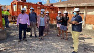 El Gobierno regional acomete obras de mejora en el colegio público San Fernando en la capital conquense por importe de 130.000 euros