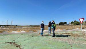 El Gobierno regional acometerá la construcción de una rotonda en la CM-310 a su paso por Saelices