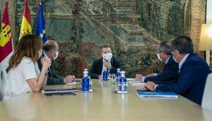 El Gobierno regional acuerda congelar el límite de gasto no financiero para 2022