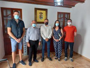 El Gobierno regional y el Ayuntamiento de El Herrumblar colaboran en la rehabilitación de un edificio municipal para la construcción de un albergue juvenil