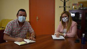 El Gobierno regional y el Ayuntamiento de Villaverde y Pasaconsol abordan mejoras en materia de infraestructuras y empleabilidad