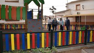El Gobierno regional y la Diputación Provincial de Cuenca han destinado alrededor de 180.000 euros en ayudas e inversiones en Casas de Haro