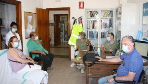 El nuevo equipo directivo de la Gerencia de Cuenca se ha reunido ya con los profesionales de cada uno de los 32 Centros de Salud del área sanitaria
