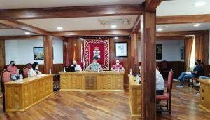 El pleno del Ayuntamiento de Tarancón aprueba el presupuesto para la rehabilitación del edificio del mercado