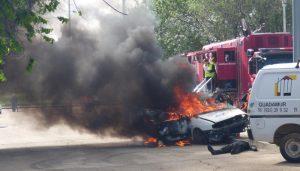 El Servicio de Emergencias 1-1-2 Castilla-La Mancha ha coordinado la actuación en 106 accidentes de tráfico graves durante el primer semestre