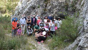 El subdelegado del Gobierno en Cuenca asiste a la inauguración de la Jornada sobre Reservas Naturales Fluviales en Tragacete