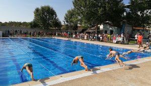 El XXXII Campeonato Interpueblos se cierra con la participación de 2.300 nadadores