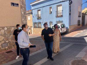 Finaliza el despliegue de la fibra óptica en el barrio de Buenavista