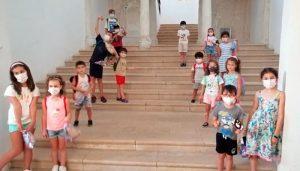 Finalizada la Escuela de Verano de la Biblioteca de Huete con gran éxito