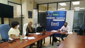 Invierte en Cuenca colaborará con LHH en los proyectos de reindustrialización que está desarrollando en la provincia