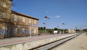 """La Agrupación Pueblos con el Tren no puede ser más pesimista """"Si se cierra la línea ya no tendremos nada permanente"""""""