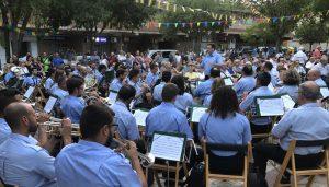 La Banda Municipal de Música de Cuenca dará un concierto de bandas sonoras de cine el sábado en el Parque de San Julián