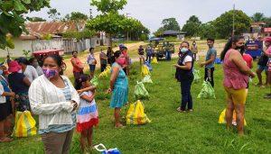 La Diputación de Cuenca ayuda con 42.000 euros proyectos de Cáritas y UNICEF desarrollados en Perú ante la pandemia