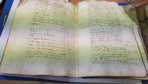 La Diputación de Cuenca restaurará documentos únicos como los títulos de villa de Minglanilla y Albendea, entre otros