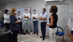 La Diputación de Cuenca y la Junta están invirtiendo más de 200.000 euros en el municipio de Graja de Iniesta