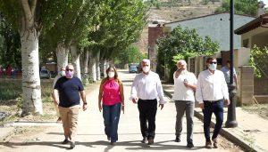 La Diputación de Guadalajara concluye la obra de renovación de redes hidráulicas en Centenera