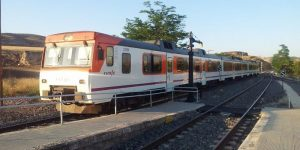 La España Vaciada pide el mantenimiento y mejora y de la línea de tren Madrid-Cuenca-Valencia