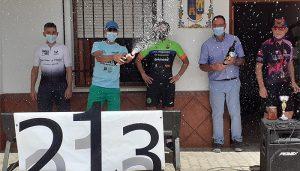 La IX Marcha MTB de la Villa de Fuentelespino de Haro deja un mensaje de proactividad, cooperación y solidaridad