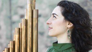 La música medieval sonará en la Catedral de Cuenca de la mano de Cristina Alís Raurich