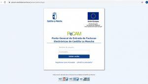 Los proveedores de la Administración regional eligen la vía electrónica para presentar el 97 por ciento de las facturas