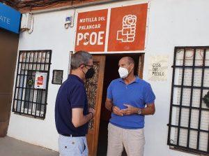 """Sahuquillo lamenta que Núñez """"haga malabares para no pronunciarse"""" contra Casado y Egea en defensa del agua para CLM"""