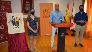 María Rosado, cartelista oficial de las fiestas de Tarancón 2021
