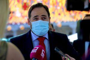 Núñez exige a Page que `cese sus vacaciones´ y se ponga el mando de la región