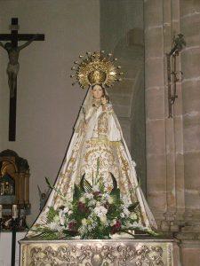 Cañaveras inaugura el Bienio Conmemorativo de la Virgen del Pinar el próximo sábado