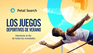 Petal Search ofrece una experiencia completa para disfrutar del mayor evento deportivo del mundo