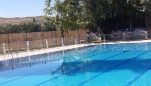 Rescatado un niño de dos años del vaso de una piscina en Uceda