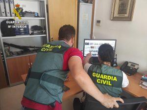 Robó dos bicicletas en Azuqueca y puso a la venta una en internet ha sido detenido