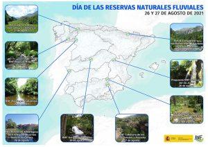 Tragacete acoge una jornada didáctica del MITECO sobre las Reservas Naturales Fluviales