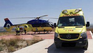 UGT critica que se deja una UVI Móvil de Castilla la Mancha sin médico