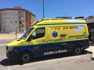 UGT solicita al SESCAM que se toman medidas contra la empresa de ambulancias que gestiona la provincia de Cuenca