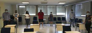 """Un total de 18 personas preparan su salida al mercado en el programa de orientación laboral """"Lanzadera Conecta Empleo"""" de Guadalajara"""