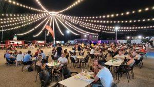 Una media de 8.000 personas pasan a diario por la zona de atracciones del Recinto Ferial de Cuenca