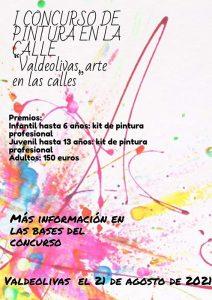Valdeolivas celebrará el día 21 su certamen de pintura rápida