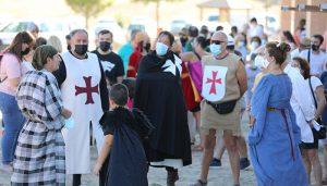 """Villarejo de Fuentes celebra el I Festival Folk-Medieval """"Tierra de Girasol"""" para luchar contra la despoblación"""