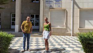 VOX se interesa la problemática del colectivo de docentes de Cuenca